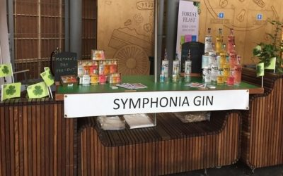We're off to London Borough Market with our range of handcrafted Irish gins!