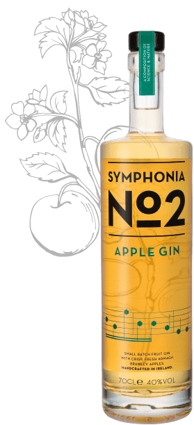 symphonia apple gin