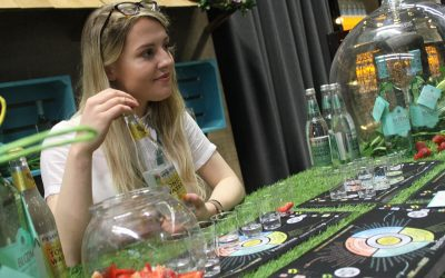 Ireland's largest gin event is happening and we will be there with Symphonia