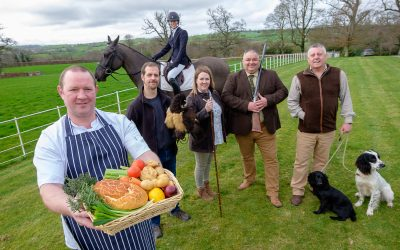 Taste the Irish countryside at the NI Countrysports Fair