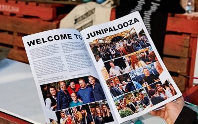 Junipalooza is back and it's going to be pretty epic – London here we come!