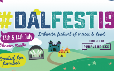 Symphonia Gin – join us at Dalriada Festival July 13 and 14